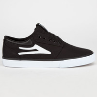 Lakai Griffin Mens Shoes Black  In Sizes
