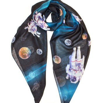 EVA Space Scarf