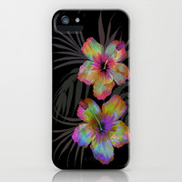Honolua Night iPhone & iPod Case by Schatzi Brown