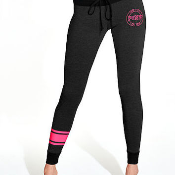 9f1757a5cd0541 Campus Leggings - PINK - Victoria's from VS PINK