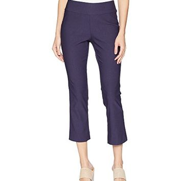 NIC+ZOE Cropped Wonderstetch Pants
