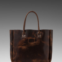 Billykirk Leather Tote in Brown from REVOLVEclothing.com