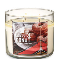 CAMPFIRE DONUT3-Wick Candle