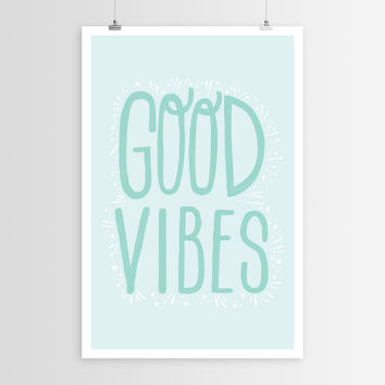 Emma Trithart's Good Vibes POSTER