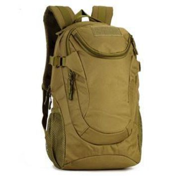 Defoe 5 Protector Plus Tactics Army Camouflage soldier backpack student school bag waterproof high quality MOLLE pack Explorer