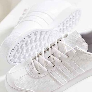 adidas Originials Samoa Perforated Mono from Urban Outfitters 85d4b853588e