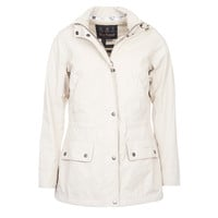 Kinnordy Jacket in Mist by Barbour
