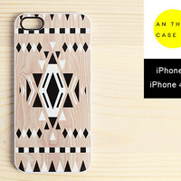 03. iPhone case - Aztec, Navajo print - 5302