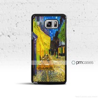 Van Gogh Cafe At Night Case Cover for Samsung Galaxy S & Note Series