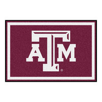 Texas A&M Aggies NCAA Floor Rug (5x8')