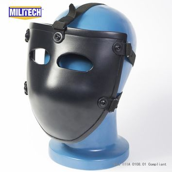 Ballistic Mask Bullet proof