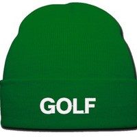 GOLF beanie Odd Future hat Odd Future cap wolf gang tyler THE CREATOR knit CAP