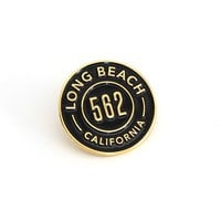 Long Beach Enamel Pin | Odds and Sods