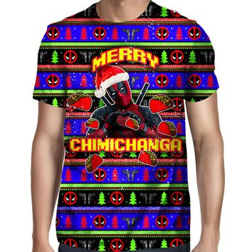 Merry Chimichanga T-Shirt