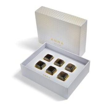 Vida Whiskey Cubes-Smoky Quartz