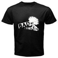 BAD RELIGION ANGRY ANDY BAND TShirt  Size  S,M, L, XL, 2XL, 3XL, 4XL and 5XL