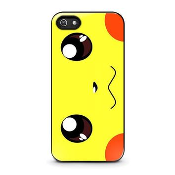 pokemon 1 iphone 5 5s se case cover  number 1