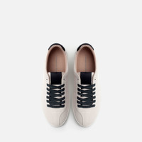 PLIMSOLL WITH LACES New