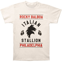 Rocky Men's  Rocky Gloves T-shirt Vintage Rockabilia