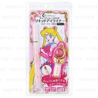Sailor Moon Miracle Romance Liquid Eyeiner (Cutie Moon Rod) (Black) (Limited Edition)