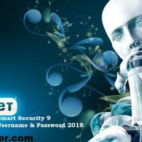 ESET Smart Security 9 Activation Key 2018 Crack Full Version Free
