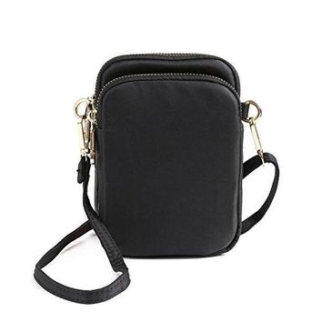Crossbody purse for WomenHAIDEXI Small Crossbody Bags Cell Phone Purse women phone holder Smartphone purse For Women