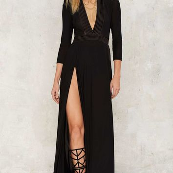 Zhivago Embrace Maxi Dress