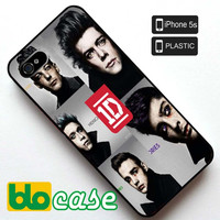One Direction Vampire Iphone 5S Plastic Case