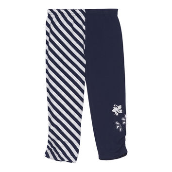 Deux Par Deux Jolie Daisy Mixed Print Leggings Size 2-12 Years