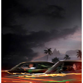 Fast and Furious Fast Five Movie Poster 11x17