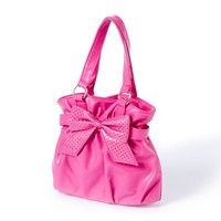 Beautiful Bow Handbag  | Claire's