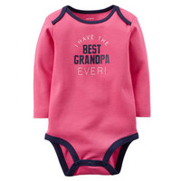 Best Grandpa Ever Bodysuit