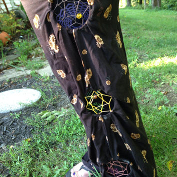 Sunflower Dreamcatcher flow pants