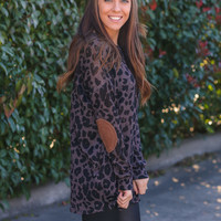 Wild Ways Leopard Tunic