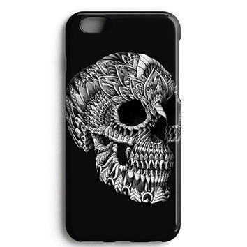 Ornate Skull Ornate Animal Phone Case