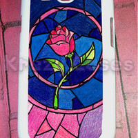 Samsung Galaxy S3 Case , Beauty and beast rose  Galaxy S3 Cover, Samsung Galaxy S3 Cases, Galaxy s3 case