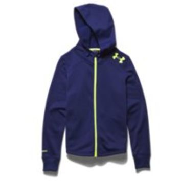 Under Armour Girls' UA Isa Full Zip Hoodie