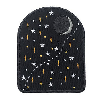 Over The Moon Patch