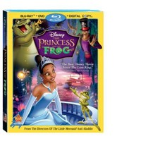 The Princess and the Frog Special Edition 3-Disc Combo Pack Blu-ray (Blu-ray + DVD + DisneyFile*)