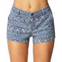 Life In Progress™ Brocade Shorts