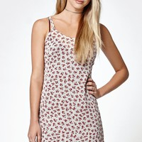 Lisakai Floral Print Shift Dress at PacSun.com