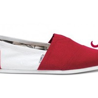 University of Alabama Men's Campus Classics | TOMS.com