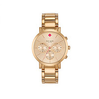 kate spade new york Gramercy Grand Chronograph Watch - Rose Gold