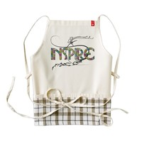 Zazzle Heart Inspire Apron