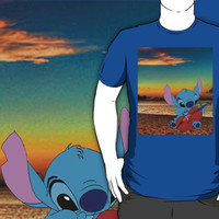 Stitch and a cello - beach