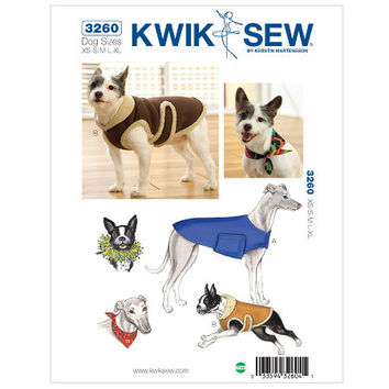 Shop Dog Sewing Pattern on Wanelo