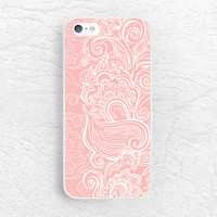 Vintage floral lace pattern phone case for iPhone 6, 6 plus, Sony z1 z2 z3 compact, LG g2 g3 nexus 5, HTC one m7 m8, Moto x Moto g -P15