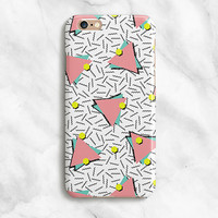 80s iPhone 6s Case - 90s iPhone 6s Plus Case - Retro iPhone 6 Case - Shapes iPhone 5s Case - iPhone 5 Case -  Cool iPhone 5C Case 2015-085