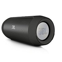 JBL Charge 2 Portable Bluetooth Speaker   Black