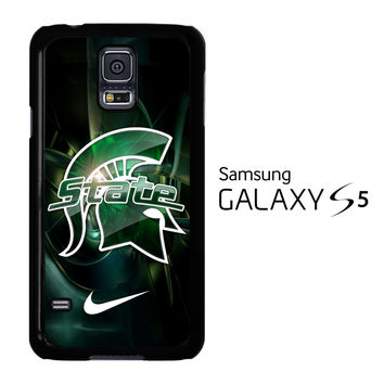 Michigan State Nike Samsung Galaxy S5 Case